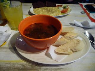 Icelandic Tomato Soup