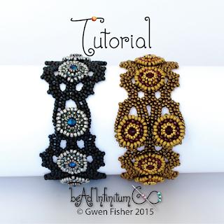 Solaris Beaded Bracelet Pattern
