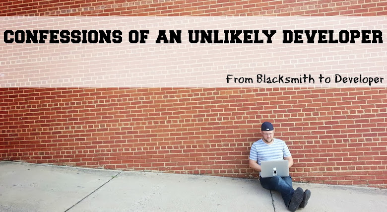 Confessions of an Unlikely Developer
