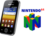 Play N64 game's on galaxy y. N64, is Nintendo′s third home video game .