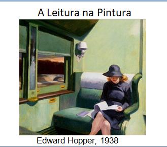 A Leitura na Pintura de Fátima Campos