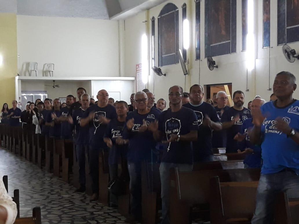 MISSA VOTIVA DE NOSSA SENHORA DA CONCEIÇÃO EM 08/10/2018