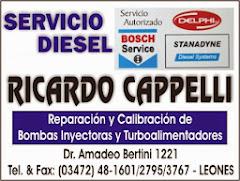 Laboratorio Diesel de Ricardo Cappelli