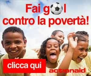 Sosteniamo Actionaid