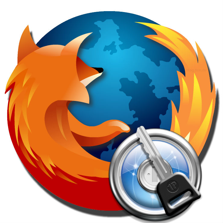 how to delete saved passwords on firefox