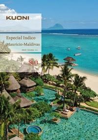 Kuoni Especial Indico Mauricio-Maldivas 2015