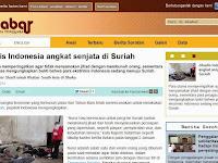 Media Lakukan Penyesatan Opini Terkait Jihad Suriah