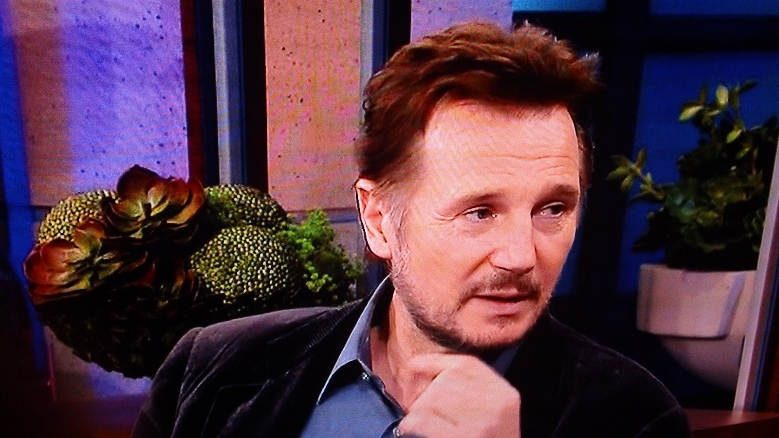 Liam Neeson Talks: What he did before acting, thoughts on tattoos ...