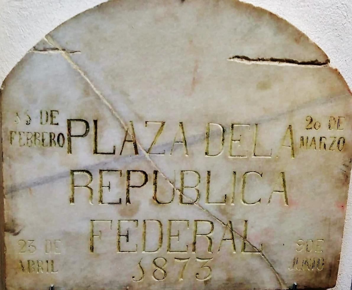 1873. PROCLAMACIÓN DE LA PRIMERA REPÚBLICA EN QUESADA
