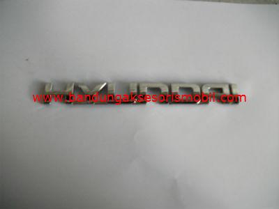 Emblem Tulisan Hyundai
