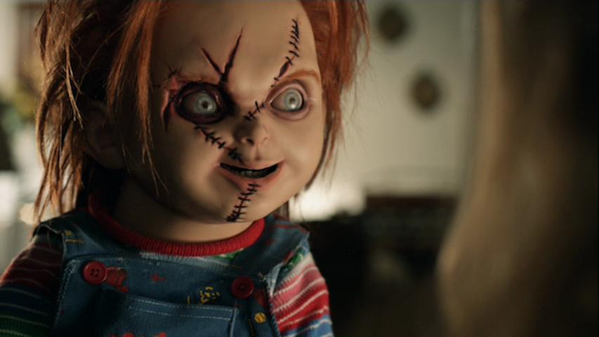 Curse of Chucky DVD