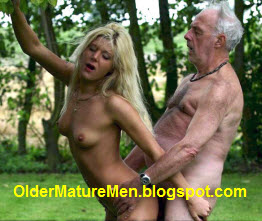 Older Mature Men