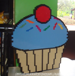 My Trip to LEGOLAND Florida, LEGO Food Creations