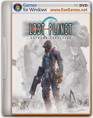 Lost Planet Extreme Condition Game