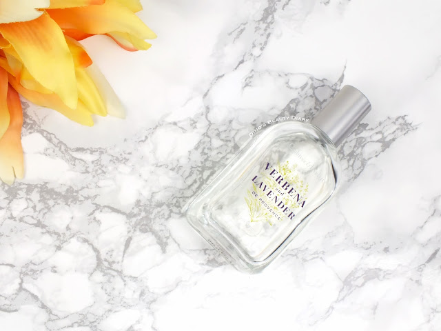 Dino's Beauty Diary - Perfume Review - Crabtree & Evelyn 'Verbena and Lavender de Provence'