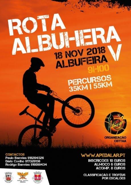 18NOV * ALBUFEIRA