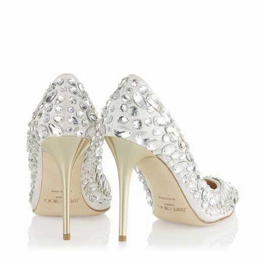 Latest Fashion Trends Jimmy Choo Latest Wedding Shoes