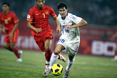 Phil Younghusband : Philippines Football Team (1)
