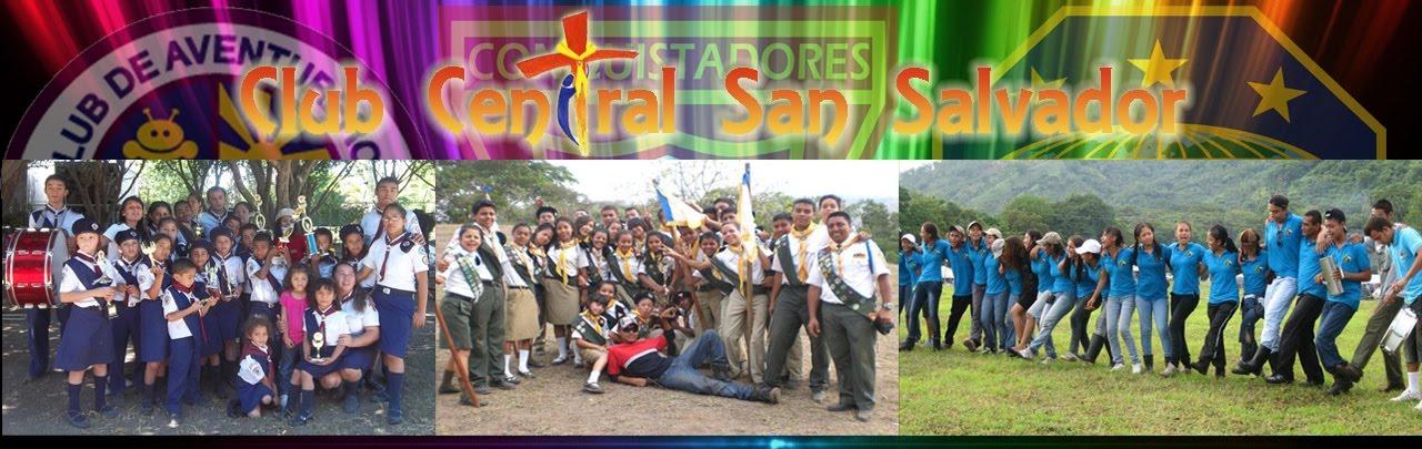 Club de Conquistadores Central San Salvador