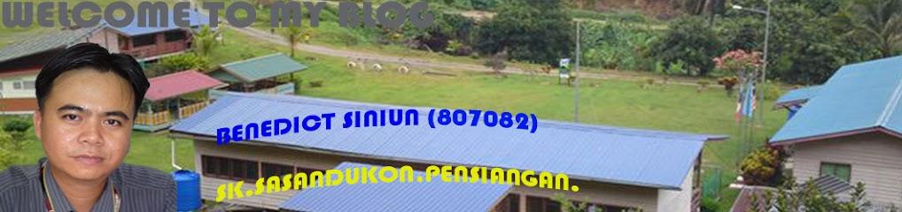 BENEDICT SINIUN (807082)
