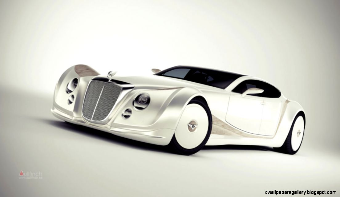 Bentley Luxury Car  Concept cars