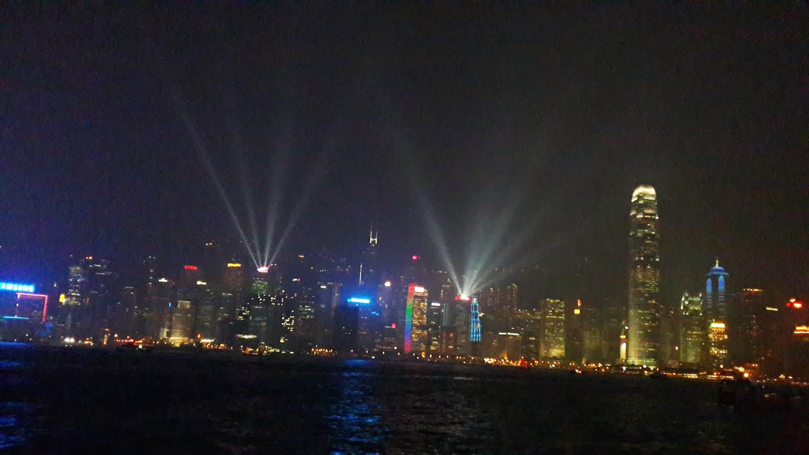 Symphony of Lights Dinner Cruise Hongkong