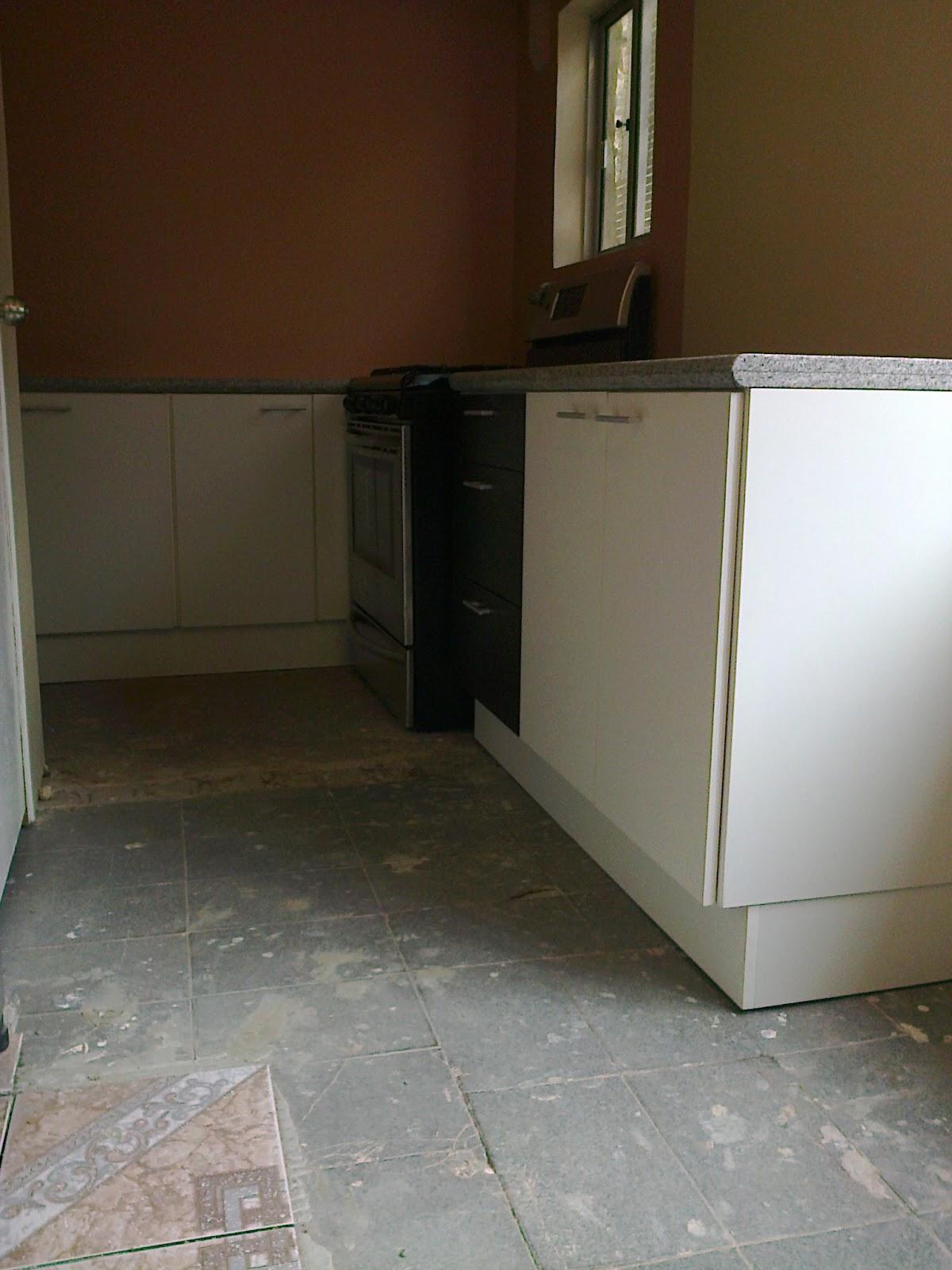 Ideal carpinteria mobiliario de cocina melaminico blanco for Mobiliario de cocina