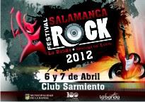 Salamanca Rock 2012