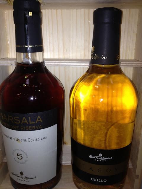 Di vini, di storie, di Cilento (e Sicilia), di bionde (che non mancano mai!)
