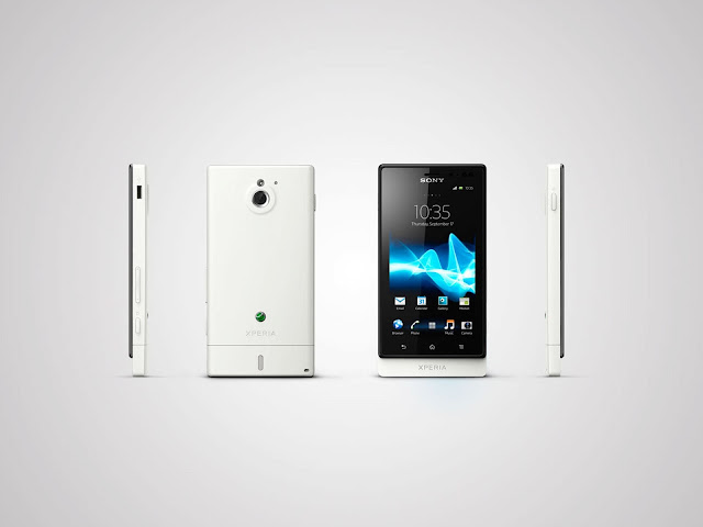 Sony Xperia Sola images and features photos 5
