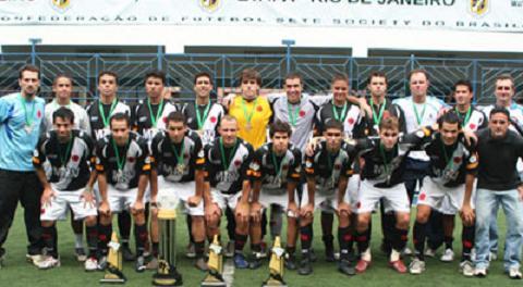 Vasco: Campeão Brasileiro de society 2008