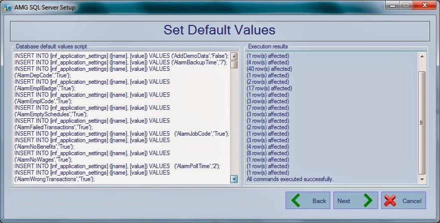 Setup AMG server on MS SQL Server Image 7