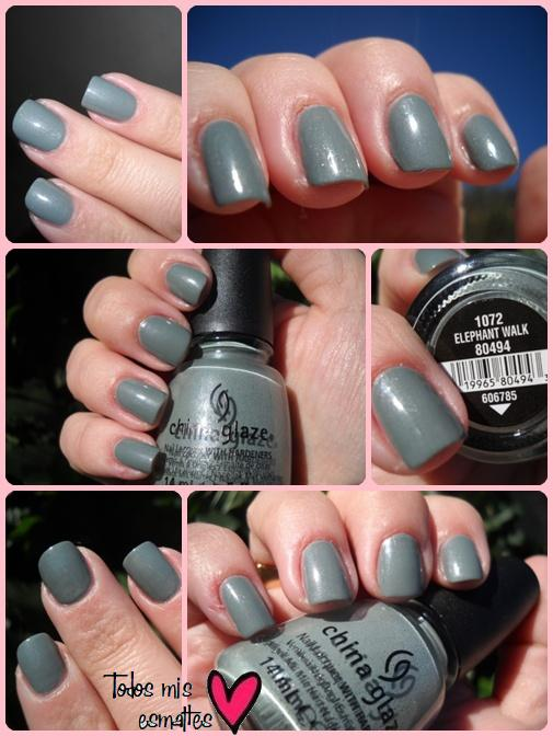 elephant walk china glaze