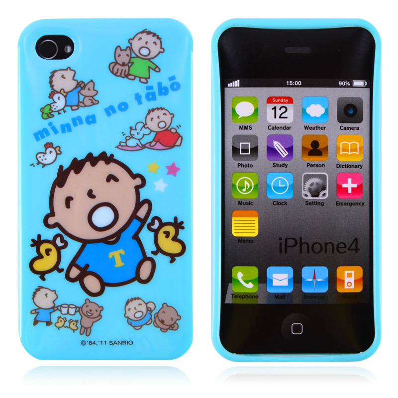 SANRIO MINA NO TABO IPHONE CASE FOR APPLE IPHONE 4/ 4S 211458