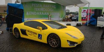 Mobil Listrik Mangkrak, Menristek Salahkan Mafia Otomotif