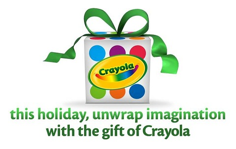 Crayola holiday gift guide