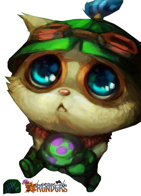 Render Teemo Fan Art