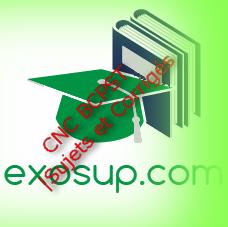 BCPST sujets et corrigés de CNC maroc