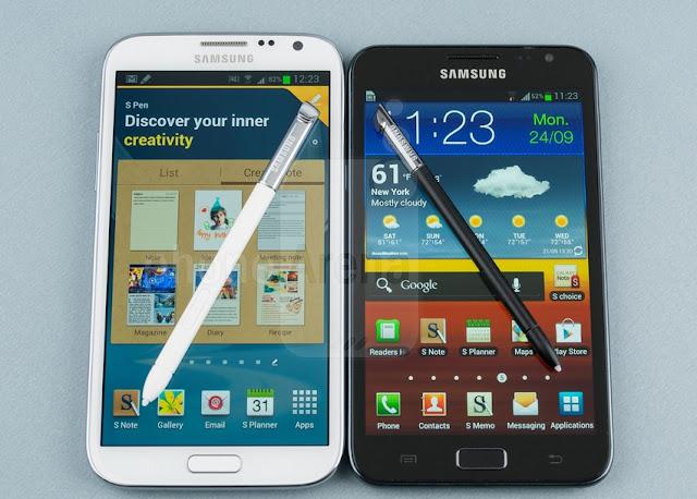 Samsung GALAXY NOTE: