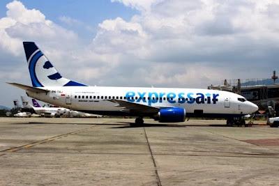 Express Air. ZonaAero