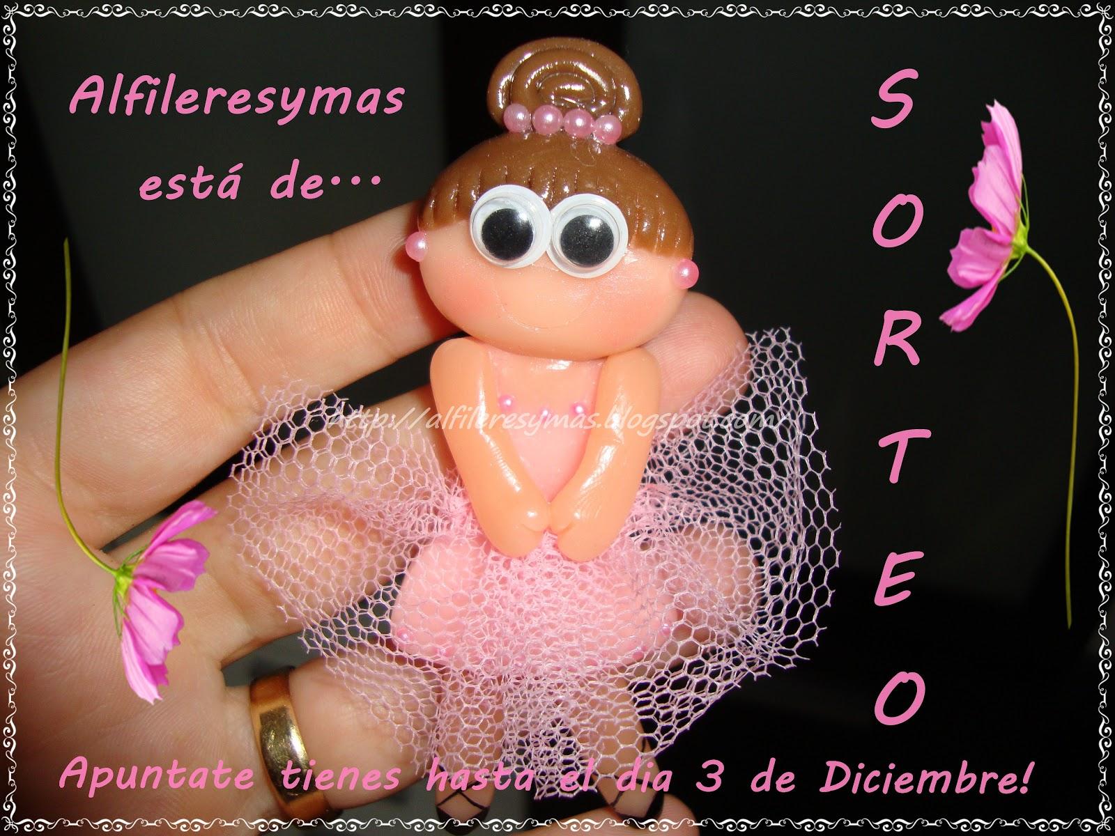 SORTEO EN ALFILERES Y MAS