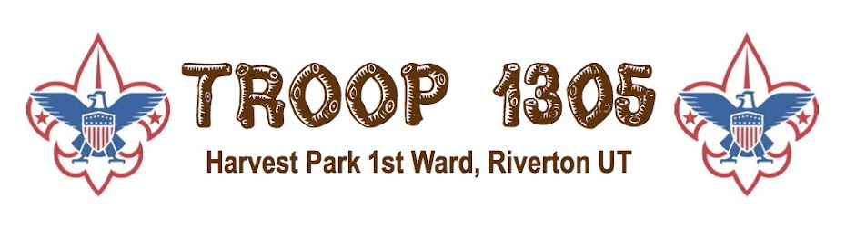 Troop 1305 - Harvest Park 1st Ward