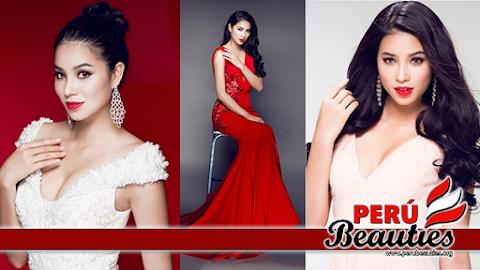Hoa hậu Hoàn vũ Việt Nam 2015 (Miss Vietnam Universe 2015)