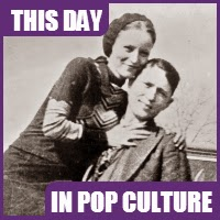 Bonnie and Clyde were shot on May 23, 1934