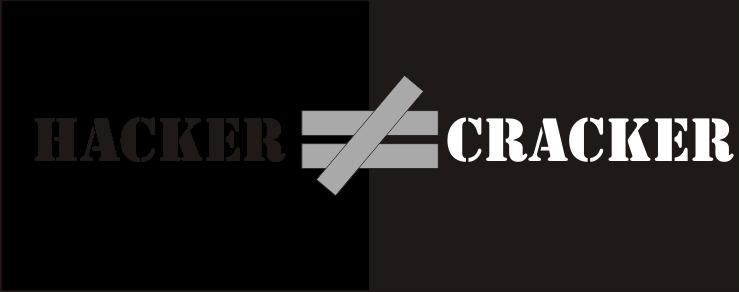 perbedaan hacker cracker