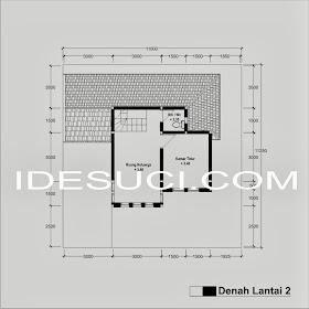 idesuci arsitek jasa desain gambar rumah denah rumah