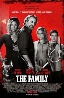 The Family (2013) Movie  poster