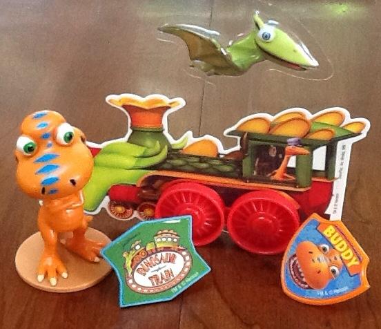Dinosaur Train Cake Decorating Kit : Bonggamom Finds: Giveaway: Celebrate National Zoo and ...
