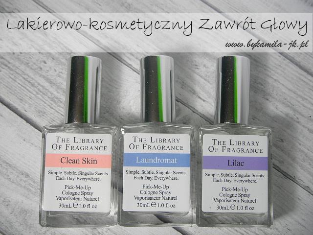 Demeter woda kolońska perfumy Clean Skin Laundromat Lilac