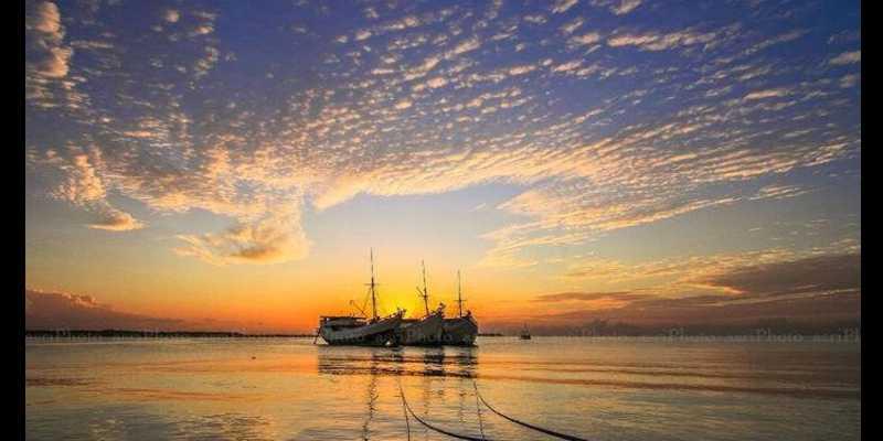 9 TEMPAT ROMANTIS Sepanjang Masa di Indonesia - Pulau Takabonerate